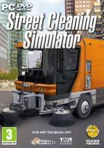 Street Cleaning Simulator dvd cover