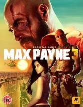 Max Payne 3 dvd cover