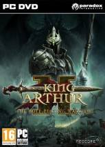 King Arthur II: The Role-Playing Wargame dvd cover