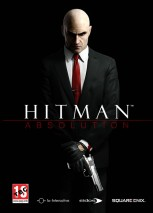 HITMAN: ABSOLUTION cd cover