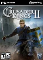 Crusader Kings II dvd cover