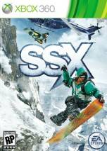 SSX dvd cover