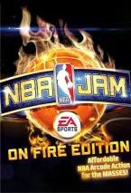 NBA Jam On Fire Edition  dvd cover