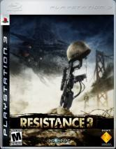 Resistance 3  cd cover