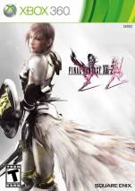 Final Fantasy XIII-2 dvd cover