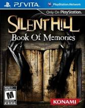 Silent Hill Book of Memories dvd cover