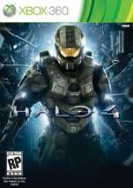 Halo 4 dvd cover