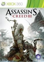 Assassin's Creed III  dvd cover