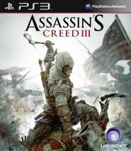 Assassin's Creed III  cd cover