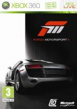 Forza Motorsport 4 dvd cover