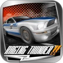 Raging Thunder 2 dvd cover