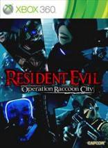 Resident Evil: Operation Raccoon City dvd cover