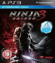 Ninja Gaiden 3 cd cover