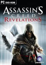 Assassin's Creed Revelations dvd cover