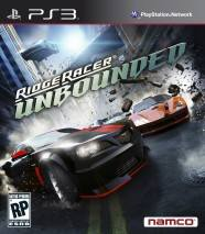Ridge Racer Unbounded cd cover