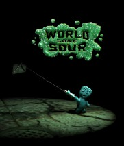 World Gone Sour cd cover