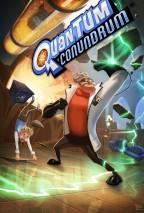 Quantum Conundrum cd cover