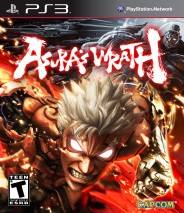 Asura's Wrath cd cover