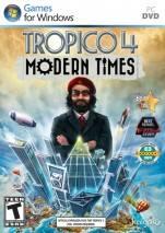 Tropico 4: Modern Times poster