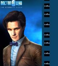 Doctor Who: The Eternity Clock dvd cover