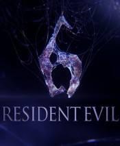 Resident Evil 6 cd cover