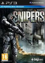 Snipers cd cover
