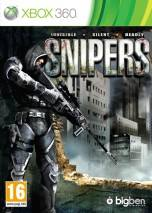Snipers dvd cover