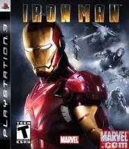 Iron Man cd cover