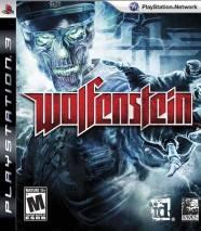 Wolfenstein cd cover