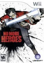 No More Heroes dvd cover