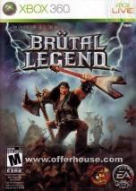 Brutal Legend dvd cover