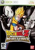 Dragon Ball Z: Burst Limit dvd cover