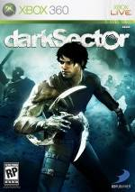 Dark Sector dvd cover