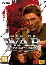 Men of War: Condemned Heroes dvd cover