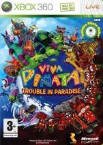 Viva Pinata dvd cover