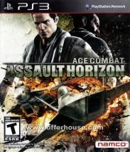 Ace Combat: Assault Horizon cd cover
