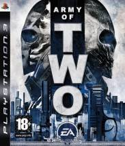 Army of Two dvd cover