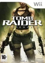 Tomb Raider: Underworld dvd cover