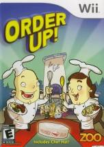 Order Up! dvd cover