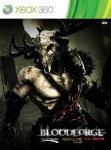 Bloodforge  dvd cover