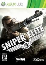 Sniper Elite V2 dvd cover