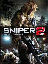 Sniper: Ghost Warrior 2 dvd cover