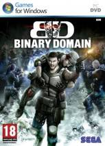 Binary Domain Review poster
