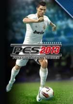 Pro Evolution Soccer 2013 cd cover