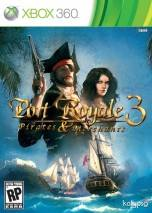 Port Royale 3 dvd cover