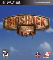 BioShock Infinite cd cover