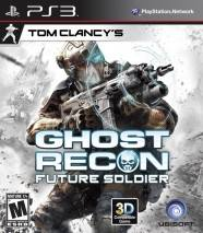 Tom Clancy's Ghost Recon: Future Soldier cd cover