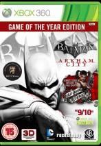 Batman: Arkham City - Harley Quinn's Revenge dvd cover