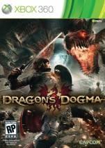 Dragon's Dogma dvd cover