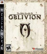 The Elder Scrolls IV: Oblivion cover